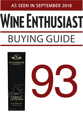 Wine Enthusiast 93 Points