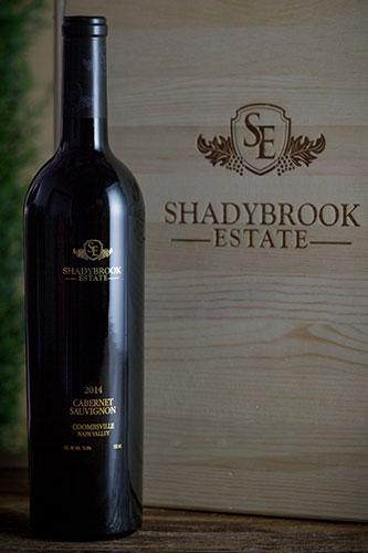 Shadybrook Estate Winery Rapp Ranch Wines